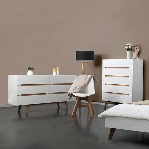 Finn Chest Of Drawers 5 Drawer Scandinavian Furniture 26 Off 429 00