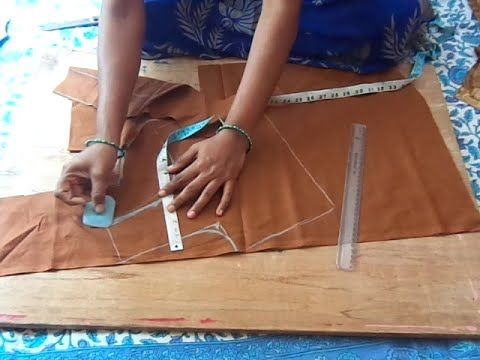 Blouse Cutting For Beginners 54