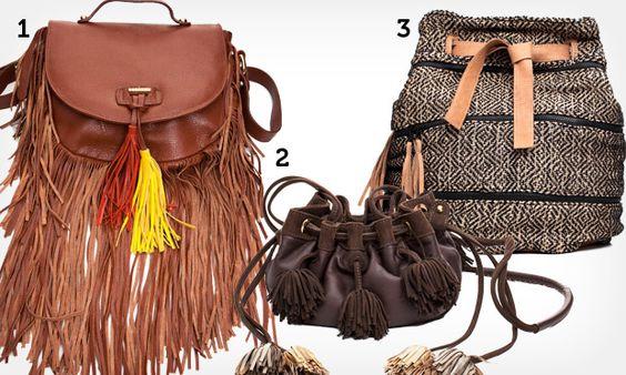 Inverno 2012: sapatos, bolsas e acessórios para acertar nas tendências da estação - Moda - MdeMulher - Ed. Abril