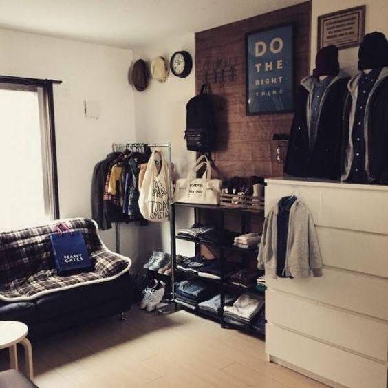 洋服収納をショップ風にディスプレイしてみませんか? | folk - Part 2
