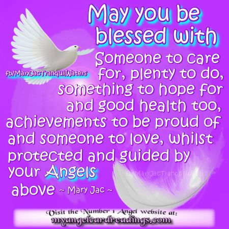 Angel Quotes - Inspirational Quotes - Spiritual Quotes - Angel poems - Angel blessings - Angel prayers - Mary Jac - 2015 - Page 12