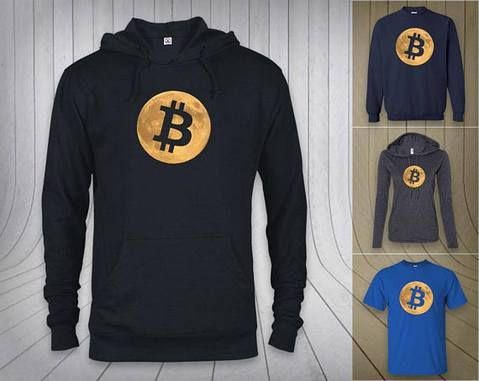 cryptocurrency clothing canada