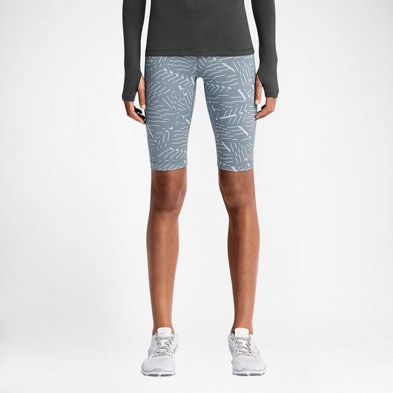 Nike Pro 28cm Bash Women's Training Shorts. Nike Store UK