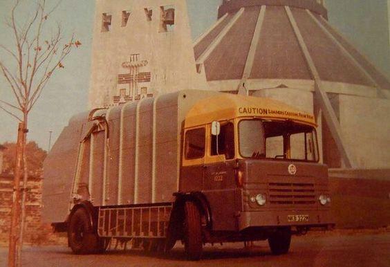 Corpy Bin Lorry: