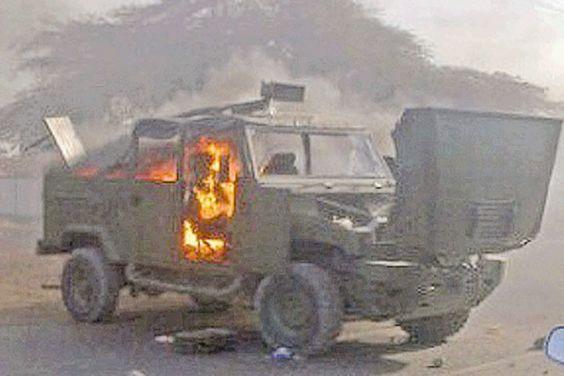 Enfrentamiento entre 'bachaqueros' y el Ejército dejó un menor y un adulto muertos