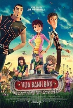 Vua Banh Bàn - HD