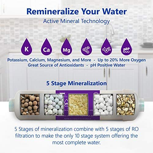 Get What Your Body Needs Our Active Mineral Technology Adds Calcium Magnesium Potassium And Other In 2020 Alkaline Water Alkaline Water System Water Filters System