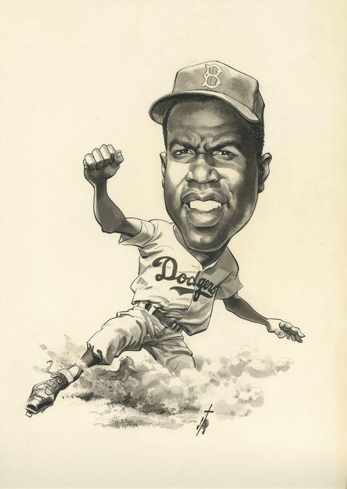 Jackie Robinson Print Vintage Baseball Postervintage Baseball Poster Retro Baseball Poster Classic Baseball Art Sports Lover Wall Art Jackie Robinson Jackie Robinson Day The Jackie Robinson Story