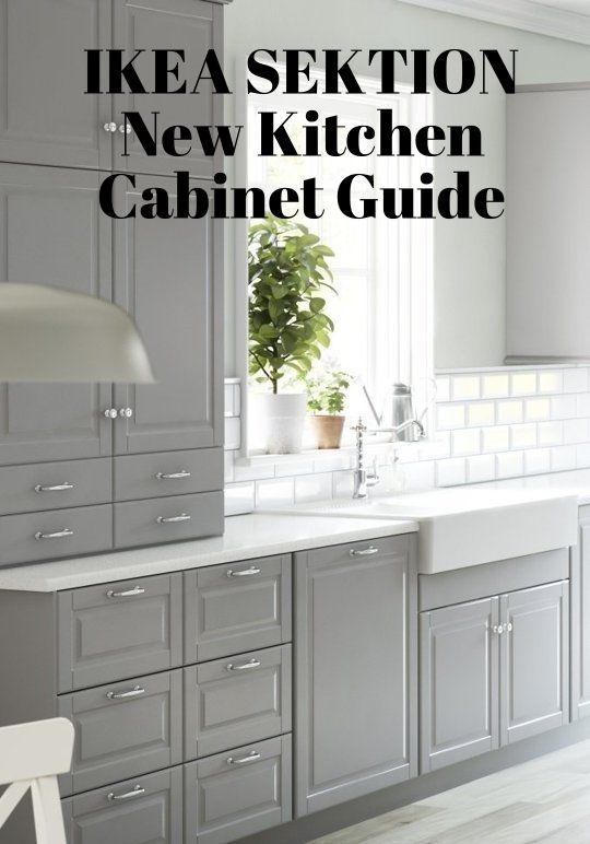Ikea Kitchen Cabinets Gray ikea sektion new kitchen cabinet guide: photos, prices, sizes and