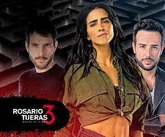 Sinopsis De La Telenovela Rosario Tijeras 3 Rosarios Telenovela Tijeras