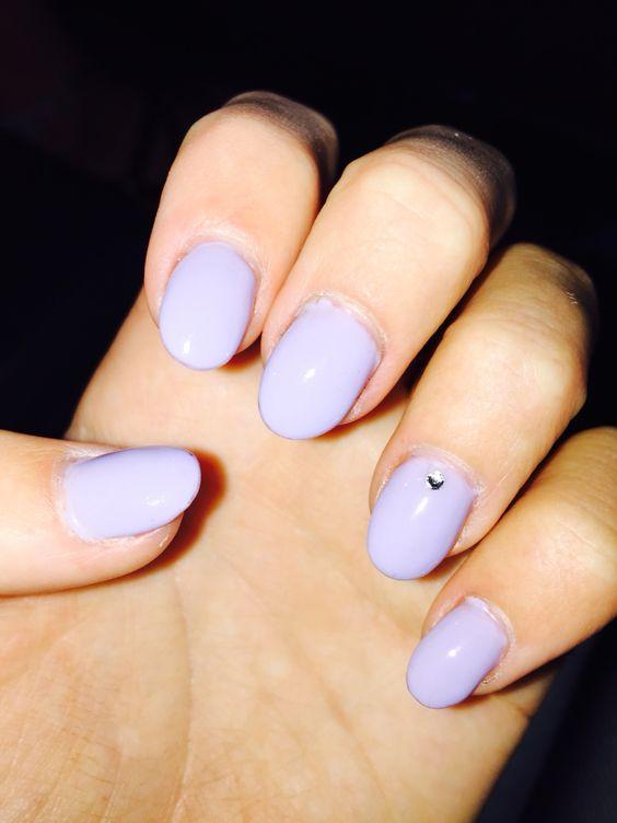 These are my favorite nails ever #nails #claws #oval # ...