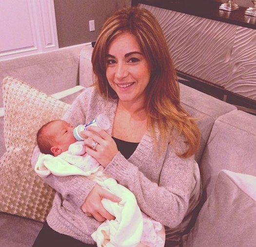 Danielle Jonas' sister Dina spends time with Alena Rose Jonas!