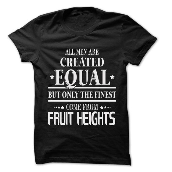 (Top Tshirt Sale) Men Are From Fruit Heights 99 Cool City Shirt [Tshirt Sunfrog] Hoodies, Tee Shirts