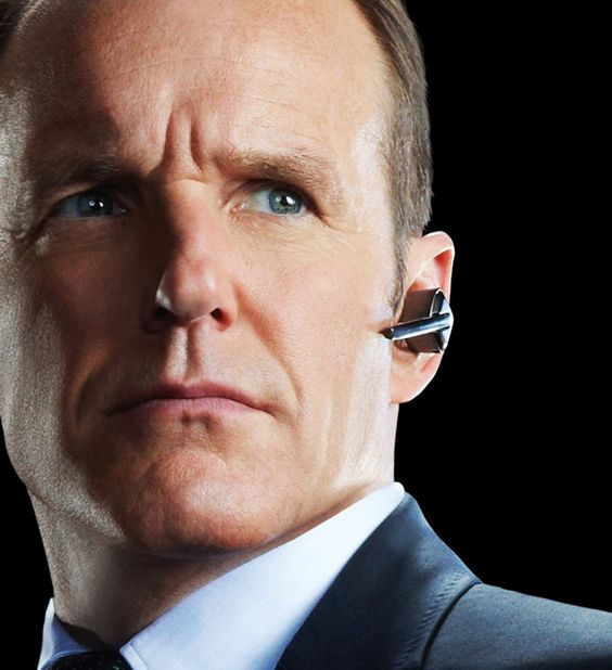 Phil Coulson (played by Clark Gregg)