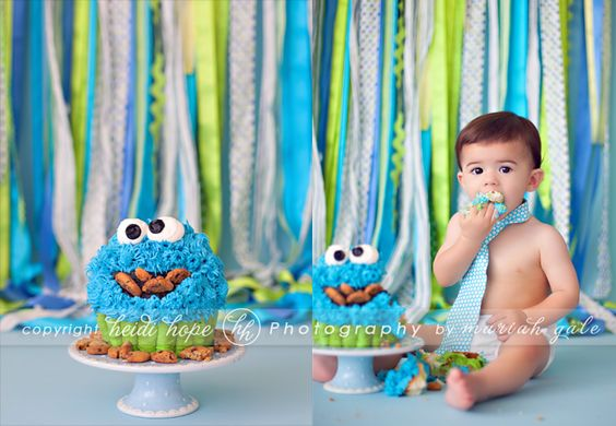 Happy First Birthday, Baby M!   Rhode Island Cakesmash Photographer   Heidi Hope Photography