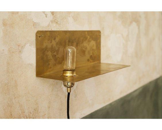 Frama - 90° wall lamp by Frama Studio
