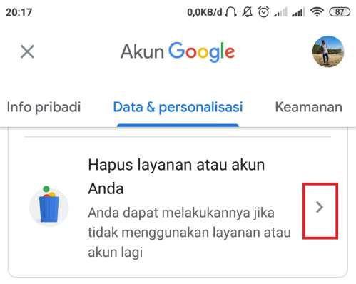 Cara Menghapus Akun Google Di Hp Google Penghapus Pelayan