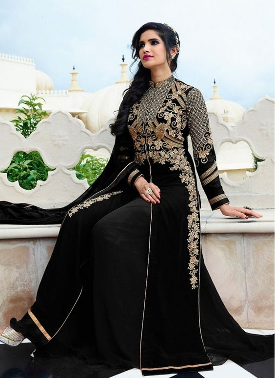 9 Beautiful Ankle Length Salwar Suits For Wedding
