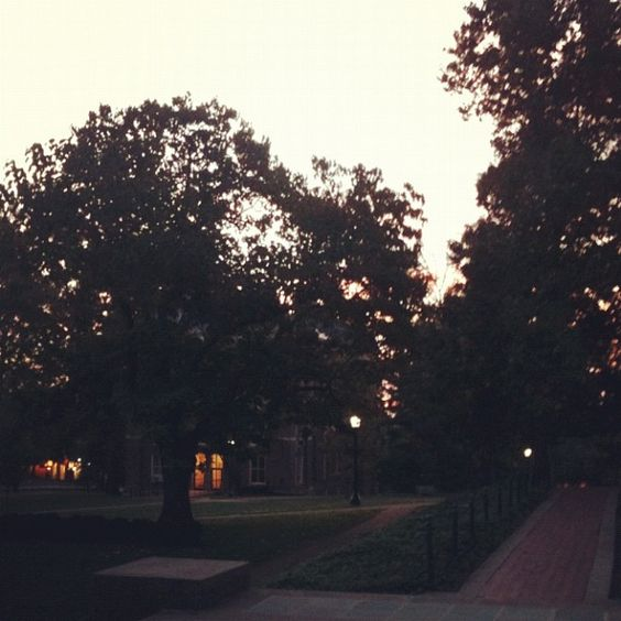 Good Morning #UVa!