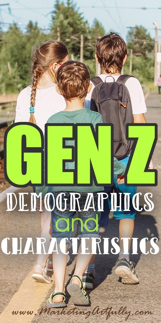 Gen Z Demographics And Characteristics In 2020 Infographic Marketing Instagram Marketing Tips Instagram Marketing Strategy