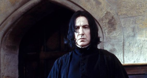 Let's Remember Severus Snape For The True Hero He Was