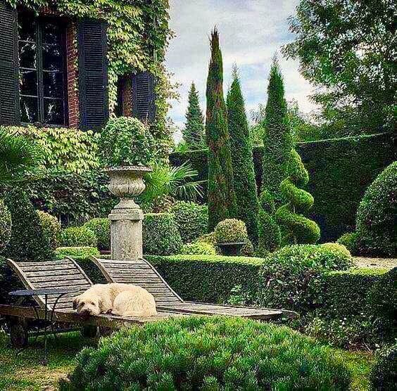 A Place To Share Beautiful Images Of Interior Design Residential Architecture And Occasional Other Fields Expect Luxury Garden Garden Design Landscape Design