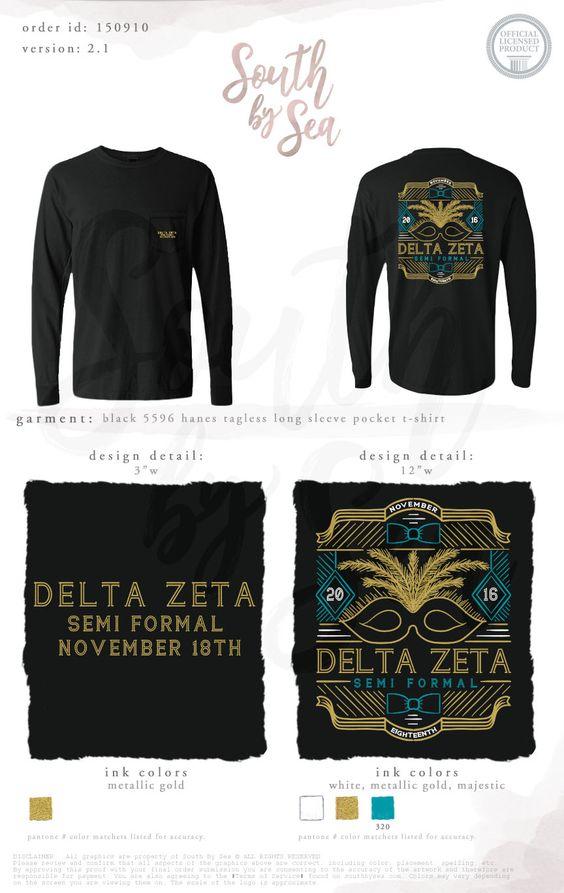 Delta Zeta Mardi Gras Theme Masquerade Theme Semi
