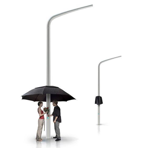 Lampbrella, romantic and creative
