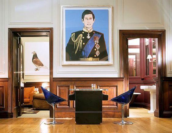Impressive 4 bedroom flat in central london for sale for Tara louise interior decoration design