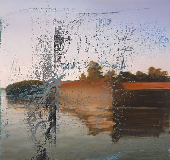 Gerhard Richter (German b.1932) Venice (1986)