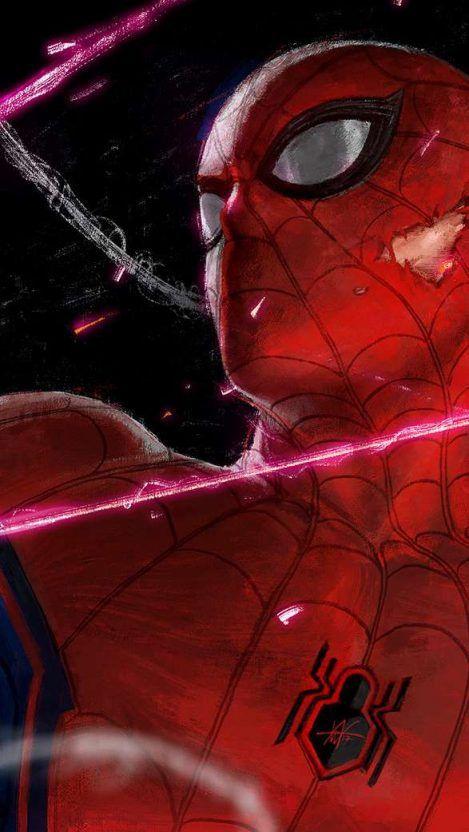 Masked Guy Iphone Wallpaper Superhero Wallpaper Spiderman Best Iphone Wallpapers