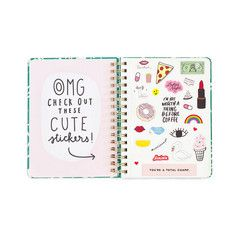 we put sticker pages in every agenda book because we want your schedule to be fun not work. so have fun okay?  | ban.do