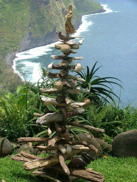 Hawaii! wooden tree Wood you? Pinterest Trees, Hawaii and