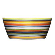 Origo Dessert Bowl Orange, $18.40, now featured on Fab.