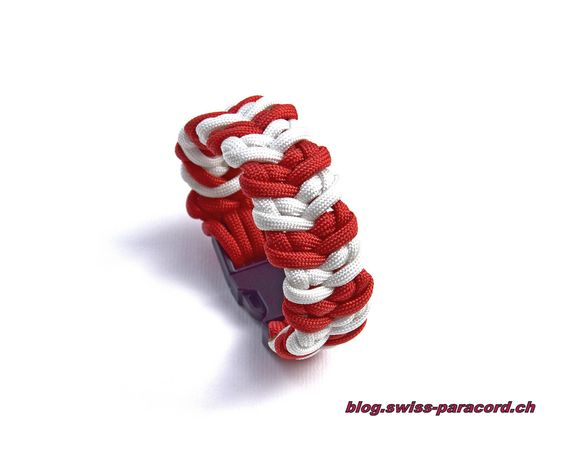 Cupid's Belt und Tutorial | Swiss Paracord