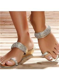 French Toes Flat Sandals And Flats On Pinterest