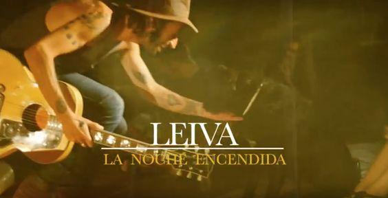 Unplugged del cantante Español Leiva La Noche Encendida