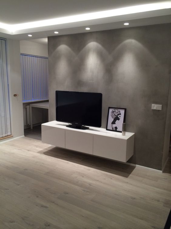 my tv wall pandomo wall ikea besta shelf unit my home pinterest tvs tv walls and shelves. Black Bedroom Furniture Sets. Home Design Ideas