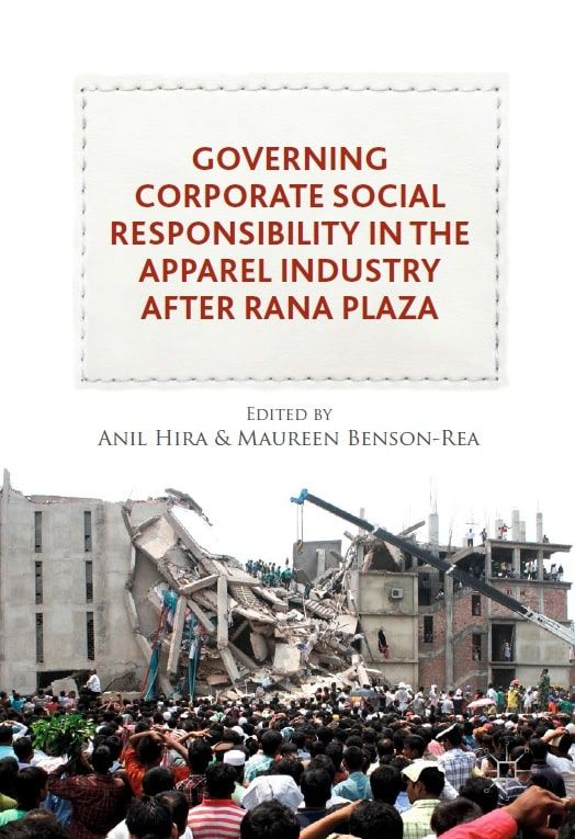 Governing Corporate Social Responsibility In The Apparel Industry After Rana Plaza Strategy Preface Pierre Et Jean Dissertation