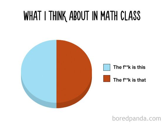 15+ Hilarious Pie Charts That Are Absolutely True