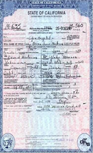Long Form Birth Certificate Texas Kurt Nimmo New Obama Birth ...