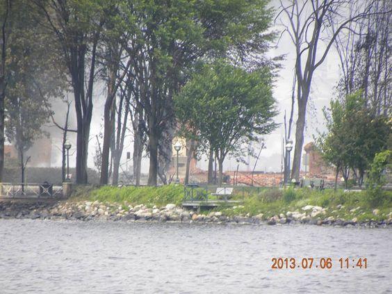 Lac-Mégantic - 6 juillet 2013