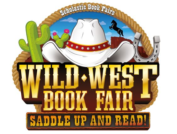 Wild West Book Fair: Saddle Up and Read! | Scholastic Book Fairs