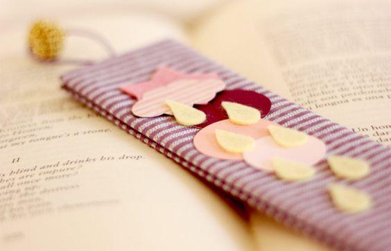 Marcador de livros | Kup Kup Land bookmark