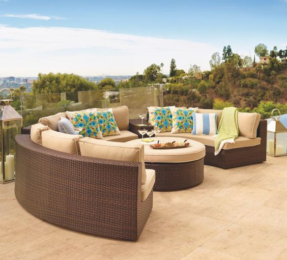The o 39 jays outdoors and outdoor on pinterest for Pasadena outdoor furniture