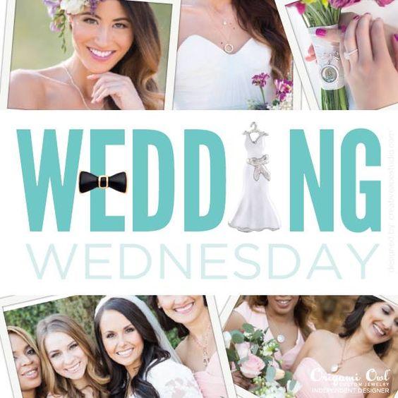 Http://youwhooo.origamiowl.com  #WeddingJewelry from #OrigamiOwl.  #Gifts for #Bridesmaids #Bridesmaidgifts #MaidofHonor #FlowerGirl #MotheroftheBride #MotheroftheGroom #Bride #BridalParty #Charms #Lockets #BridalJewelry #WeddingIdeas #WeddingParty and more!