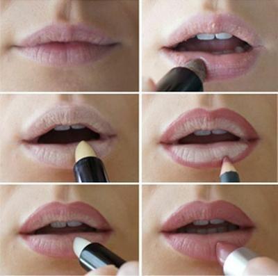 No os perdáis este tutorial para conseguir un maquillaje de labios impecable y duradero.