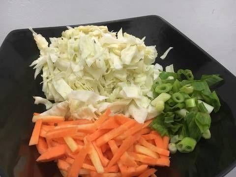 Resep Bakwan Kw No Tepung Diet Keto Debm Oleh Amalia Achmad Resep Resep Keto Makan Siang Diet Detoks