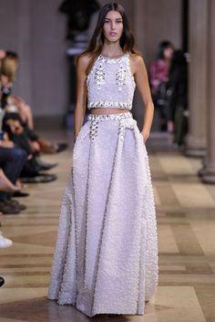 Carolina Herrera verão 2016: 50 tons de rosa | MdeMulher