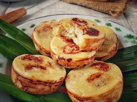 Resep Roti Pisang Banjar Pekaninspirasi Oleh Frielingga Sit Resep Rotis Resep Roti Resep Makanan